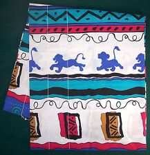 Disney The Lion King Window Valance - Excellent Condition!