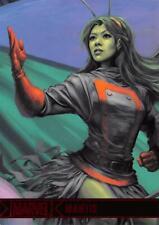 MANTIS / Marvel Greatest Heroes (2012) BASE Trading Card #50
