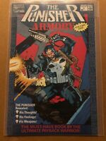 The Punisher Armory 1 --(NM condition)-- Marvel Comics 1990