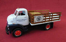 SMITH & WESSON 1st Gear 1952 GMC Full Rack Stake Truck 1/34 scale #10-1326