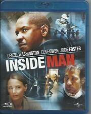 Inside man (2006) Blu Ray