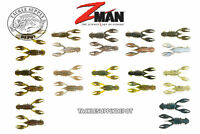 Z Man TRD CrawZ Ned Rig Creature 2.5in 6pk - Pick