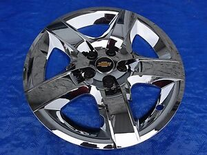"2008 - 2012 Chevrolet Malibu HHR 17"" CHROME HubCap Wheel Cover"