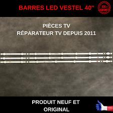 """Vestel 17DLB40VXR1 40"""" Rétro-éclairage LED 3 Pièces (LB40017)"""