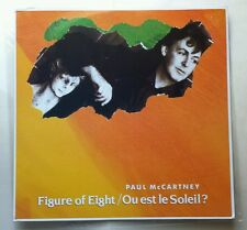 "Paul McCartney ""Figure Of Eight / Ou est le Soleil?"" MINT Parlophone 12"" EP 1989"