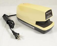 Panasonic Electric Stapler, Model AS-300NN - 25 Sheet Capacity - Made in Japan