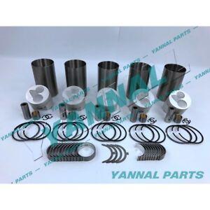 New Kubota F2803 Cylinder Liner Kit With Bearing Set