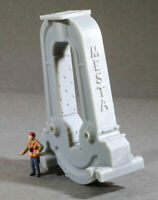 HO Mesta Steel Mill Blooming Mill Stand - Casting Model Railroad Flatcar Load