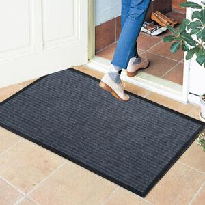 1Pcs Indoor Outdoor Doormat Carpet Floor Door Entrance Anti Slip Mat Kitchen Rug