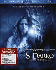 S. Darko: A Donnie Darko Tale [3 Discs]  (2011, REGION A Blu-ray New) BLU-RAY/WS