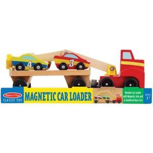 MELISSA DOUG MAGNETIC CAR LOADER