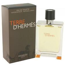 TERRE D'HERMES for MEN * 3.3/3.4 oz (100ml) EDT Spray * NEW in BOX & SEALED