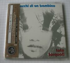TOTO TORQUATI - Gli Occhi Di Un Bambino JAPAN MINI LP CD NEU! BVCM-37953