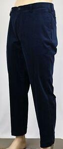 Polo Ralph Lauren Navy Blue Classic Fit Corduroy Pants NWT