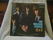 "ROLLING STONES 12X5 ""TIME IS ON MY SIDE "" LONDON STEREO LP ORIGINAL 1964 ISSUE"