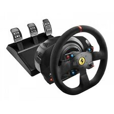 Thrustmaster T300 Ferrari Racing Steering Wheel Alcantara Edition PS3 PS4 & PC