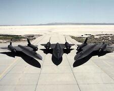 SR-71 Amsel Trio 11x14 Silber Halogen Fotodruck