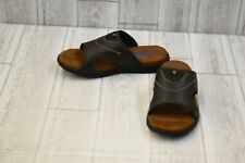 Nunn Bush Rio Grande Slide Sandal - Men's Size 7M - Brown NEW!!