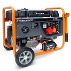 KnappWulf Stromgenerator 7300 Generator Stromerzeuger Notstromaggregat 230+400V