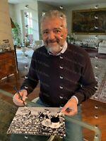 Foto Autografo Calcio Alessandro Altobelli Signed Mondiali 1982 Nazionale Italia