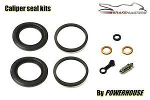 Suzuki GS1100 GK 82-84 rear brake caliper seal repair rebuild kit 1982 1983 1984