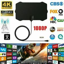 Antenna TV Digital HD 960 Mile Range Skywire Indoor 1080P 4K 16ft Coax Cable USA