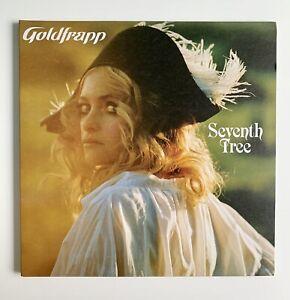 Goldfrapp – Seventh Tree LP Mute – STUMM280 – good+