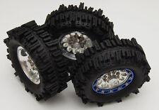 RC 4WD Z-T0050 Mud Slinger 1.9 Tires (2)