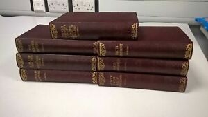 Collection Of 7 x Charles Dickens Books By Hazell Watson And Viney Ltd #150