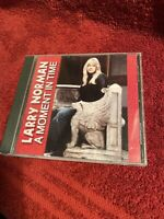 LARRY NORMAN A Moment In Time CD 1994 Street Level Records