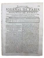 Les amis des noirs 1791 esclavage Haïti Auch Givet Martini Brissot Colonie Paris