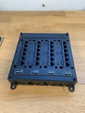 New listing Leviton - 476Tm-624 - Structured Media Twist and Mount Patch Panel with 24 Cat 6