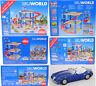Siku Super 5505 Parkhaus für SIKU World mit Wiesmann MF5 Roadster (1320) 1:50