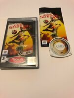 😍 sony psp playstation portable pal fr complet fifa street 2 football
