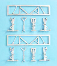 DC-8 Landing Gear replacement (2 sets) for 1/144 Minicraft 14428