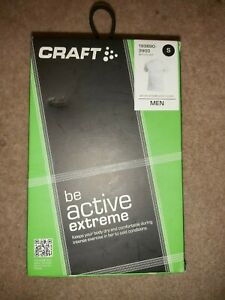Craft Be Active Extreme Short sleeved men's base layer white
