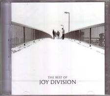 2 CD (NUOVO!) Best of joy division + Peel Sessions (Love Will Tear Us Apart mkmbh