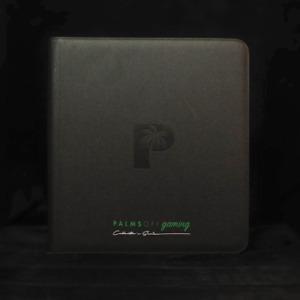 Palms Off Gaming - Collector's Series 12 Pocket Zip Trading Card Binder/Folder