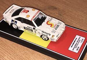 1/43 Vitesse Opel Manta 400 Jimmy McRae Ypres Rally 1984 Code 3 Group B
