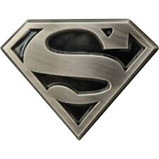 Superman metal logo magnetic Bottle Opener Animated Series NEW