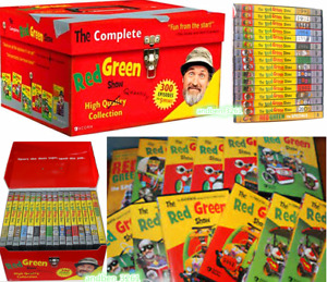 THE RED GREEN SHOW Complete Series High Quality Collection (DVD, 50-Disc Set)