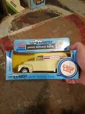 ERTL 1948 Chevy Panel Delivery Car Die Cast Metal Bank