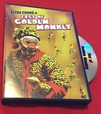 Fist of Golden Monkey (DVD, 2005) Elton Chong | Eagle Han