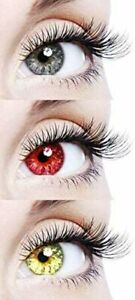Grey Red Gold color Beautiful Eye Color for Parties Free Solution & Case