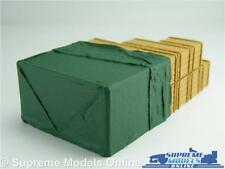 SHEETED CRATE TRUCK LORRY LOAD 1:50 SIZE FOR CORGI CLASSIC & MODERN HAULIER T34Z