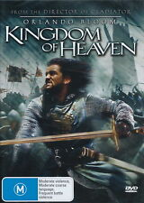 Kingdom Of Heaven - Action / Historical / Drama - Orlando Bloom - NEW DVD