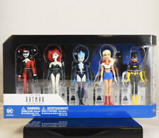 Batman Animated Series NBA Girls Night Out Action Figure 5-Pack DC Collectibles