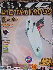 PUBLICITÉ EUROPE 2 S'ENFLAMME POUR LACANAU PRO 99 SURF - ADVERTISING
