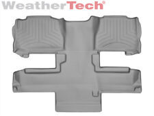 WeatherTech FloorLiner for Chevrolet Tahoe/ GMC Yukon- 2011-2014- 2nd Row- Grey