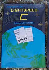 Lightspeed C Atari 800/XL/XE 48K RAM on Disk New. NIB